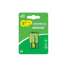 Батарея GP GP Greencell 1604GLF-S1 6F22 9V